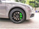 成都奥迪A3改装Brembo刹车后加大盘RS3前杠套装轮毂轮胎,欧卡改装网,汽车改装