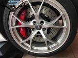 [深圳刹车改装]阿尔法·罗密欧升Brembo V6系列前六后四,欧卡改装网,汽车改装