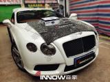 上海宾利欧陆汽车音响改装日本阿尔派PXE-0850S,欧卡改装网,汽车改装