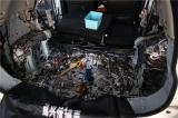嘉兴日产奇骏汽车隔音改装俄罗斯STP胎噪治理方案,欧卡改装网,汽车改装