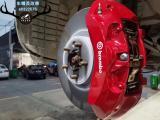 路虎刹车改装升级原厂高配5.0大六刹车卡钳,欧卡改装网,汽车改装