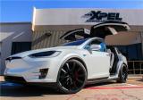 石家庄model x贴专车专用进口XPEL隐形车衣,欧卡改装网,汽车改装