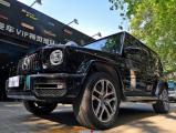 西安奔驰G63全车贴隐形车衣案例,欧卡改装网,汽车改装