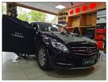 昆山奔驰R320汽车音响改装丹麦丹拿232音响,欧卡改装网,汽车改装