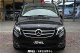 石家庄奔驰V260贴进口XPEL隐形车衣,欧卡改装网,汽车改装