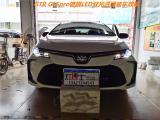 东莞19款丰田卡罗拉车灯改装GTR GLS镀膜LED双光透镜,欧卡改装网,汽车改装