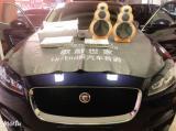 常州捷豹FPACE汽车音响改装RS节奏三分频喇叭,欧卡改装网,汽车改装