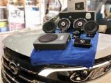 云浮广汽传祺GM6汽车音响改装洛克力量B650两分频喇叭,欧卡改装网,汽车改装