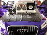 常州奥迪Q5汽车音响改装歌剧世家喇叭,欧卡改装网,汽车改装