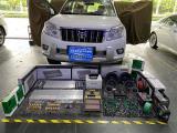 佛山丰田普拉多汽车音响改装德国零点GROUND ZERO系列功放,欧卡改装网,汽车改装