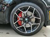 宝马X3刹车改装AP8520大六刹车卡钳,饱满帅气制动效果,欧卡改装网,汽车改装