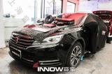 上海荣威e950汽车音响改装德国伊顿 pow 172.2,欧卡改装网,汽车改装