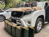 云浮丰田霸道汽车音响改装Venom 6.4套装喇叭+大能超级盾隔音,欧卡改装网,汽车改装