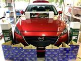 云浮马自达3昂克赛拉汽车隔音改装大能隔音,欧卡改装网,汽车改装