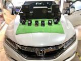 云浮本田思铂睿汽车音响改装德国海螺3.16S主动三分频喇叭,欧卡改装网,汽车改装