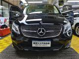 南京奔驰V260汽车内饰改装米棕色内饰案例,欧卡改装网,汽车改装