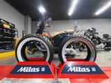 西安Vespa摩托车改装米斯塔MC20半热熔轮胎,欧卡改装网,汽车改装