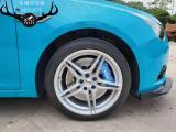 雪佛兰科鲁兹刹车改装VINIC大六刹车卡钳,帅气制动,欧卡改装网,汽车改装
