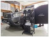 昆山丰田汉兰达汽车音响改装美国哈曼JBL STAGE600C,欧卡改装网,汽车改装