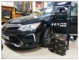 昆山丰田凯美瑞汽车音响改装丹拿272喇叭,欧卡改装网,汽车改装