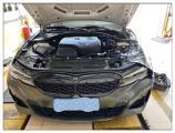 德州宝马325汽车动力改装刷HDP程序,欧卡改装网,汽车改装