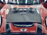 宝马MINI Cooper汽车音响改装德国海螺5系三分频喇叭,欧卡改装网,汽车改装
