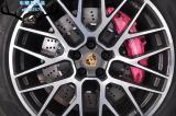 保时捷Macan刹车改装Brembo V6系列前六后四刹车卡钳,欧卡改装网,汽车改装