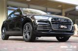 石家庄奥迪Q5贴专车专用XPEL隐形车衣,欧卡改装网,汽车改装