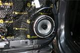嘉兴英菲尼迪QX50汽车音响及隔音改装,欧卡改装网,汽车改装