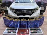 新款本田CRV全车降噪采用大能9和1深度隔音,欧卡改装网,汽车改装