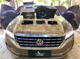 云浮大众帕萨特汽车音响改装美国VENOM VPR-4.6处理器,欧卡改装网,汽车改装