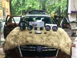 云浮启晨T70汽车音响改装VENOM SQ-A6二分频中低音单元喇叭,欧卡改装网,汽车改装
