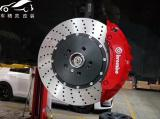 [WEY VV7刹车改装]Brembo 19Z大六刹车卡钳,强劲制动,欧卡改装网,汽车改装