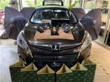 云浮纳智捷大7汽车音响改装VENOM N62两分频喇叭,欧卡改装网,汽车改装