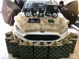 云浮福特福克斯汽车音响改装德国海螺3.16s签名版喇叭,欧卡改装网,汽车改装
