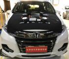 重庆本田艾力绅汽车音响改装德国海螺3.16S两分频套装喇叭,欧卡改装网,汽车改装