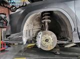 [雷克萨斯RX300刹车改装]AP9560大六刹车卡钳,强劲制动,欧卡改装网,汽车改装