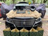 云浮丰田皇冠汽车音响改装洛克力量R660两分频喇叭,欧卡改装网,汽车改装