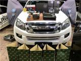 云浮五十铃皮卡汽车音响改装德国海螺3系两分频喇叭,欧卡改装网,汽车改装
