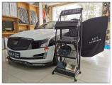 昆山凯迪拉克ATS汽车音响改装美国来福功放,欧卡改装网,汽车改装