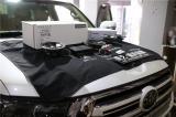 嘉兴丰田兰德酷路泽汽车音响改装丹拿232喇叭,欧卡改装网,汽车改装