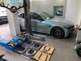 [宝马M4刹车改装]ALCON前六后四刹车卡钳,完美制动撩妹,欧卡改装网,汽车改装