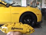 [大黄蜂刹车改装]雪佛兰大黄蜂升级AP9040大六刹车卡钳,欧卡改装网,汽车改装