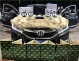 云浮本田思铂睿汽车音响改装洛克力量R650两分频喇叭,欧卡改装网,汽车改装