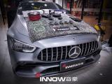 上海奔驰AMG GT50汽车音响改装德国伊顿奔驰专车专用三分频喇叭,欧卡改装网,汽车改装