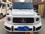 石家庄奔驰G63汽车排气改装右侧原厂排气,欧卡改装网,汽车改装