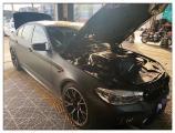 德州宝马M5汽车动力改装刷HDP程序,欧卡改装网,汽车改装