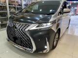 丰田埃尔法/威尔法外观改装雷克萨斯LM300大包围,欧卡改装网,汽车改装