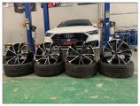 德州奥迪a7汽车轮毂改装20寸锻造轮毂,欧卡改装网,汽车改装
