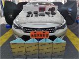佛山启辰D60汽车音响改装丹拿232二分频套装喇叭,欧卡改装网,汽车改装